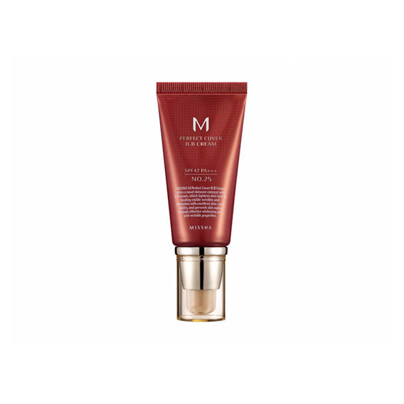 Missha, Krem BB, M PERFECT COVER 25, 50 ml