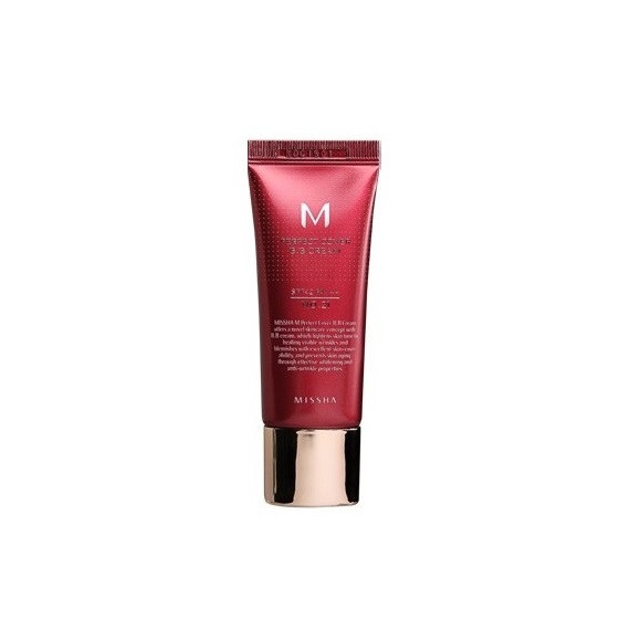 Missha M Perfect Cover BB Cream SPF42 PA+++, nr 27, 20 ml