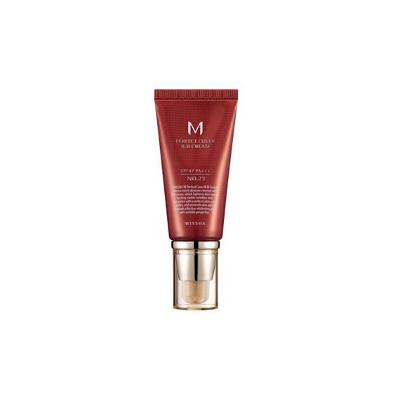 Missha M Perfect Cover BB Cream SPF42 PA+++, nr 23, 50 ml