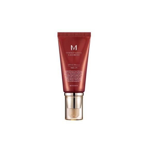 Missha M Perfect Cover, nr 21, 50 ml