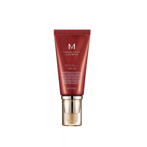 Missha M Perfect Cover, nr 29, 50 ml