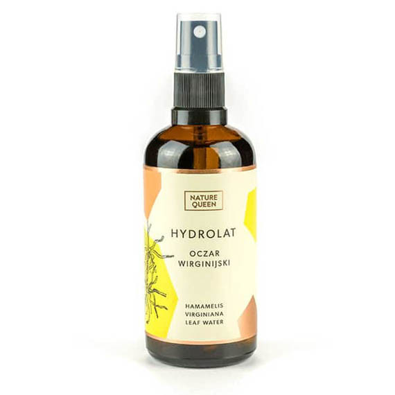 Nature Queen, Hydrolat z oczaru wirginijskiego, 100 ml