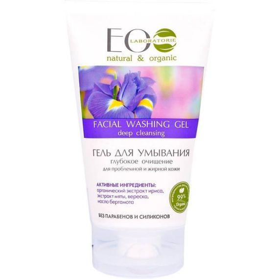 ECOLAB, Żel do mycia twarzy, dla problematycznej i tłustej skóry, 150 ml