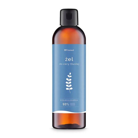 Fitomed, Żel do mycia twarzy do cery tłustej, 200 ml