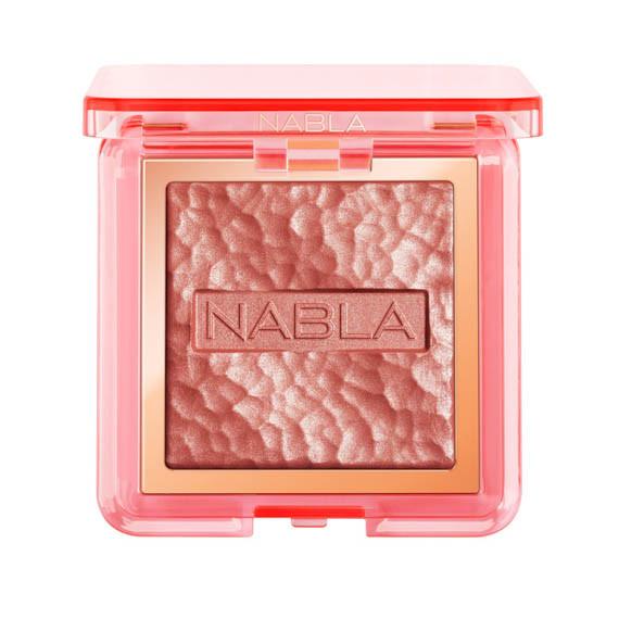 Nabla, Rozświetlacz do twarzy, Skin Glazing - INDEPENDENCE, 6.5 g