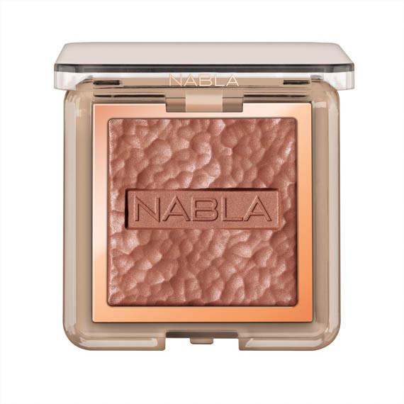 Nabla, Bronzer do twarzy, Skin Bronzing - DUNE, 6.5 g