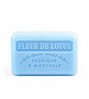 Foufour, Marsylskie mydło - Kwiat Lotosu, 125 g