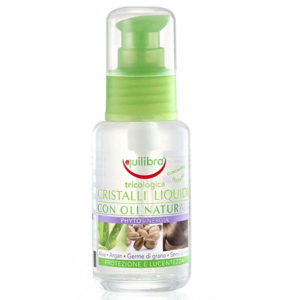 Equilibra, Olejek nabłyszczający do włosów, 50 ml