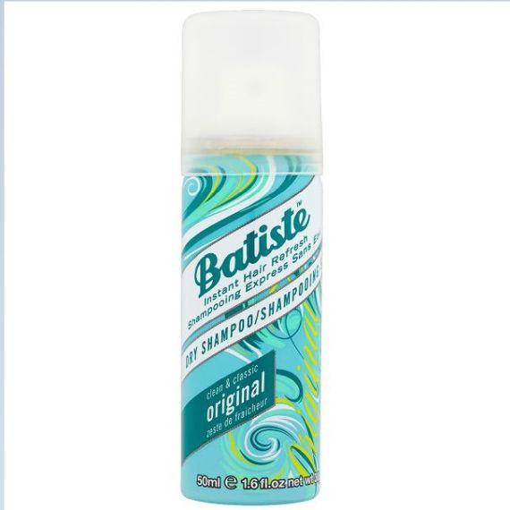 Batiste, Suchy szampon, Original, 50 ml