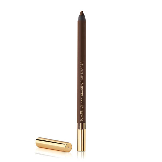 Nabla, Close-Up Lip Shaper, Nude 6