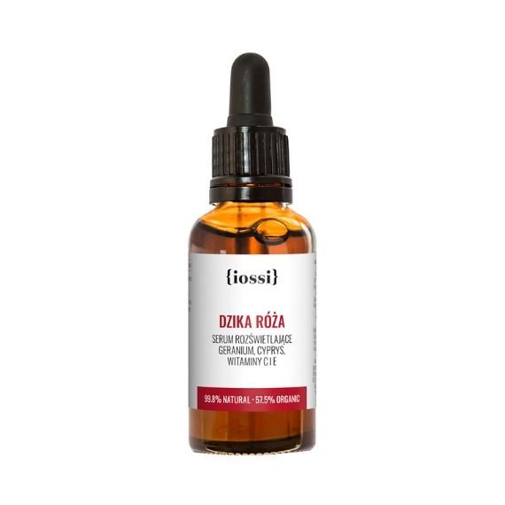 IOSSI, Serum rozświetlające do twarzy, 30 ml