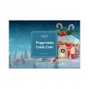Ezti Candles, Wosk zapachowy Christmas Wonderland, Peppermint Candy Cane, 45 g