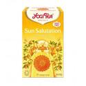 Yogi Tea, Powitanie słońca SUN SALUTATION, 34g