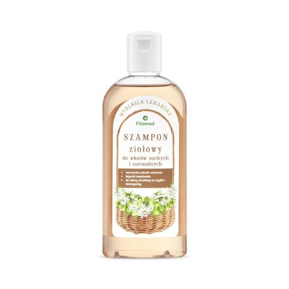Fitomed, Szampon tradycyjny do włosów suchych, 250 ml