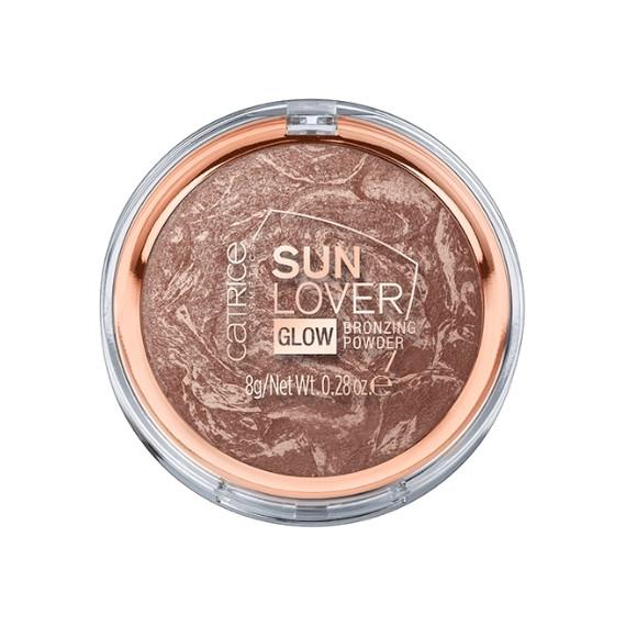 Catrice, Puder brązujący Sun Lover Glow, 8g