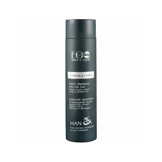 ECOLAB MAN, Szampon przeciw wypadaniu włosów, 250 ml
