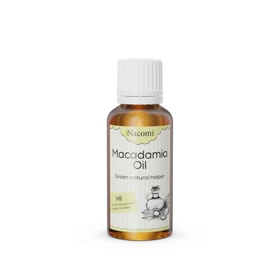 Nacomi, Olej macadamia, 30 ml