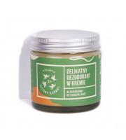 Mydlarnia Cztery Szpaki, Delikatny dezodorant w kremie - bezzapachowy, 60 ml