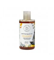 Hairy Tale, Squeaky Clean, Łagodny szampon chelatujący do mycia w twardej wodzie, 250 ml