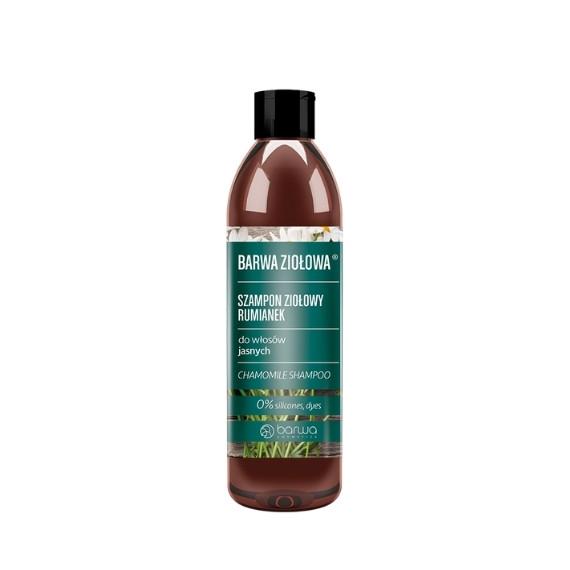 Barwa, Szampon rumiankowy BARWA ZIOŁOWA, 250 ml
