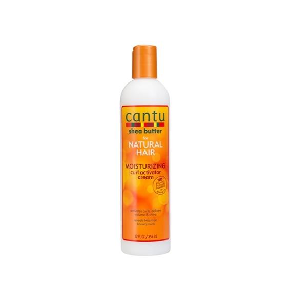 Cantu, Shea Butter Natural Moisturizing Curl Activator Cream (Bottle) - aktywator skrętu, 355 ml