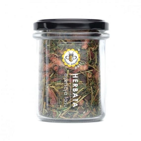 Miodowa Mydlarnia, Herbata Esencja Lasu, 200 ml