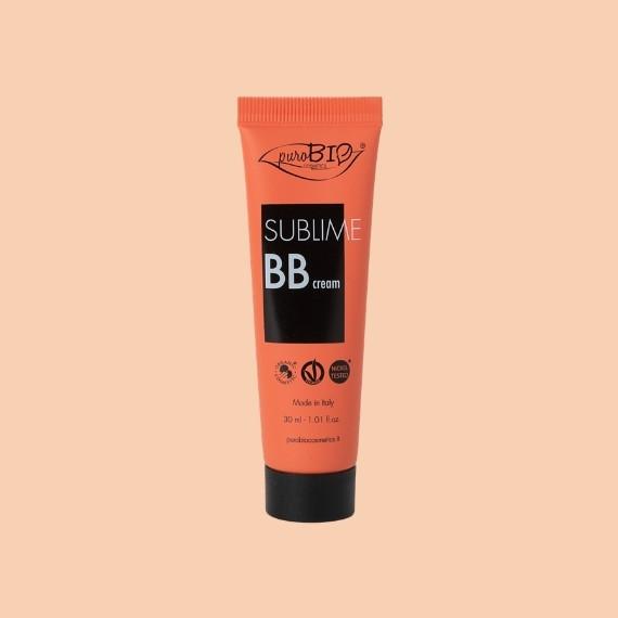 Purobio, Sublime BB Cream, Krem BB, 02, 30 ml