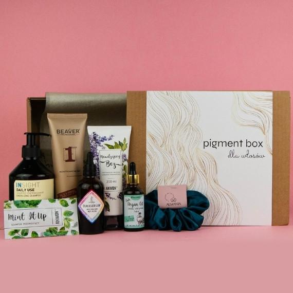 Pigment Box dla włosów - limitowana ilość