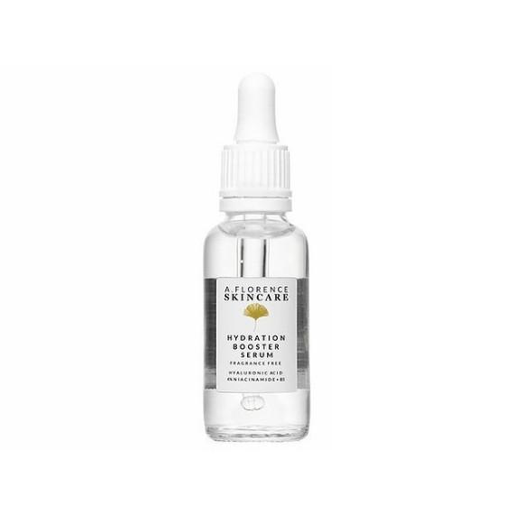 A.Florence Skincare, Hydration Booster Serum, Serum Nawadniające z Kwasem Hialuronowym i Niacynamidem, 30 ml