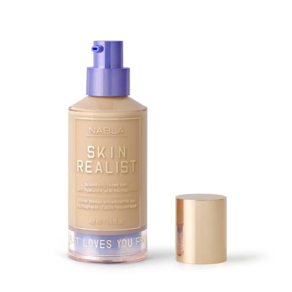 Nabla, Skin Realist, Beautifying tinted balm, Balsam tonujący, 2 Light, 48 ml