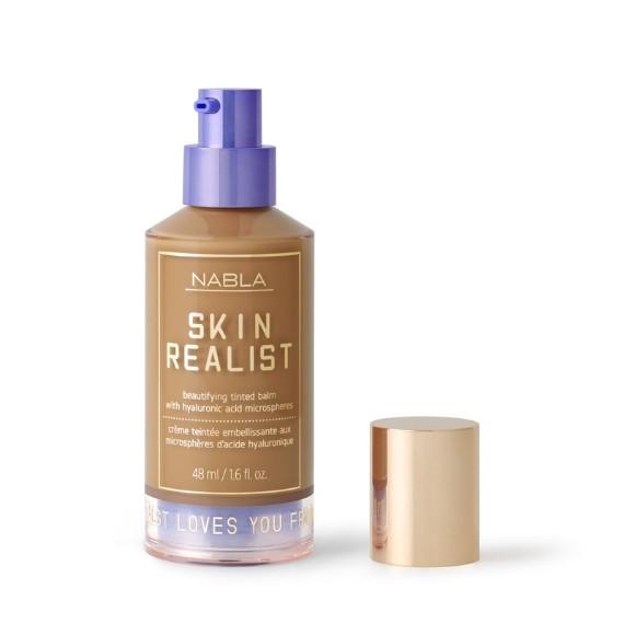 Nabla, Skin Realist, Beautifying tinted balm, Balsam tonujący, 5 Tan, 48 ml