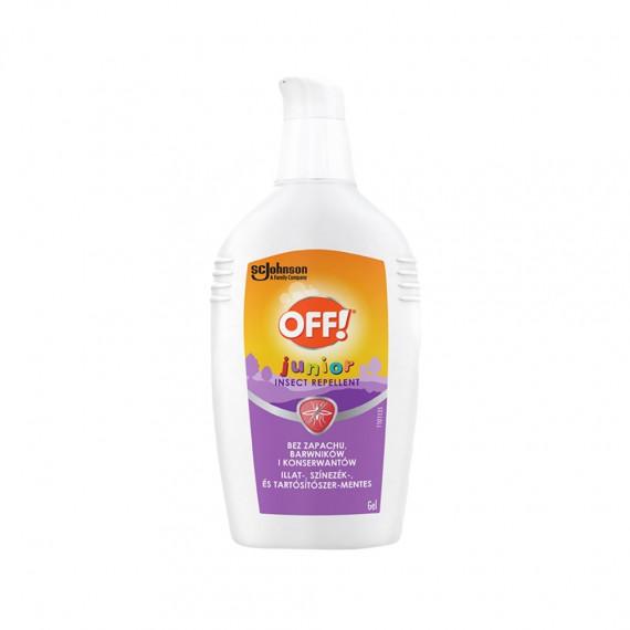 OFF!, Family Care Junior Repelent w żelu, 100 ml