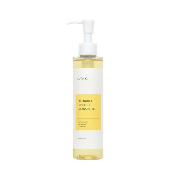 iUNIK, Calendula Complete Cleansing Oil, 200 ml