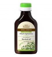 Green Pharmacy, Olejek łopianowy z olejkami drzewa herbacianego i rozmarynu - przeciwłupieżowy, 100 ml