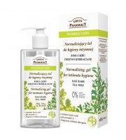 Green Pharmacy, Normalizujący żel do higieny intymnej Kora Dębu, 300 ml