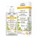 Green Pharmacy, Kojący żel do higieny intymnej Kora Dębu, Rumianek, 300 ml