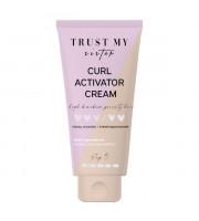 Trust My Sister, Curl Activator Cream, Krem do stylizacji loków, 150 ml