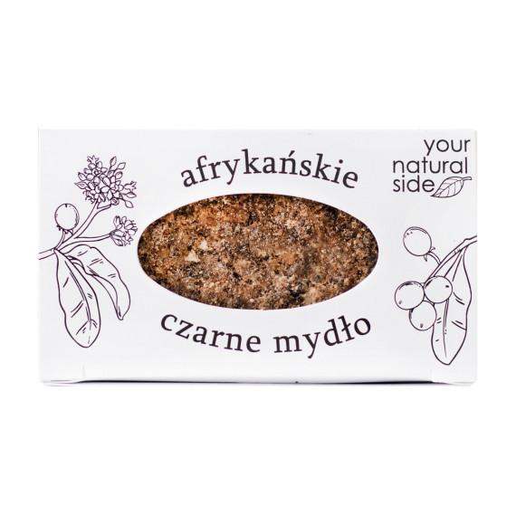 Your Natural Side, Afrykańskie Czarne Mydło, 100 g