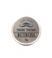 Męska Wyspa, Twarde perfumy Wetiwer, 14 g