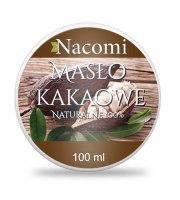 Nacomi, Masło kakaowe, 100 ml