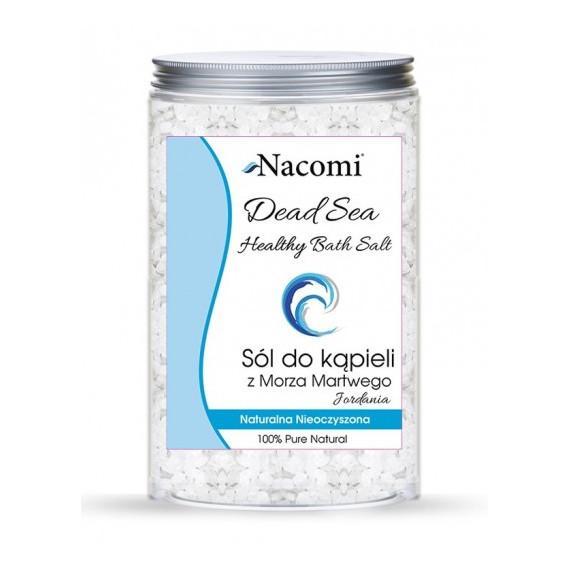 Nacomi, Naturalna sól do kąpieli Morze Martwe, 1400g