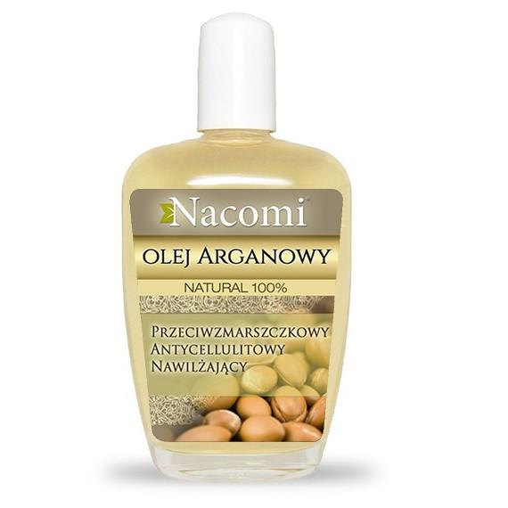 Nacomi, Olej arganowy, 30 ml