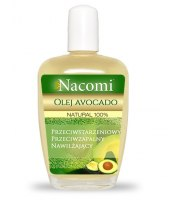Nacomi, Olej avocado, 30 ml