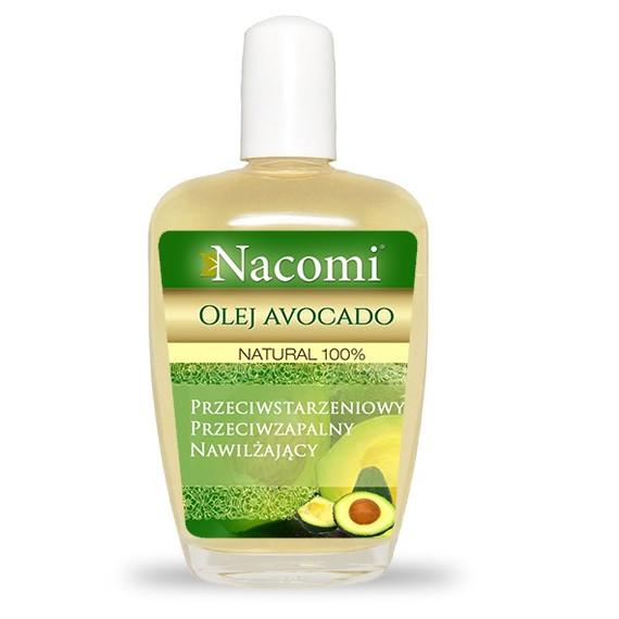 Nacomi, Olej avocado, 30 ml