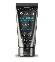 Nacomi, Naturalny żel pod prysznic dla mężczyzn, 250 ml
