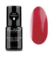 NeoNail, Lakier hybrydowy, 3762-1 Raspberry Red, 6 ml