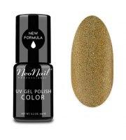 NeoNail, Lakier hybrydowy, Copper Gold, 6 ml