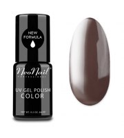 NeoNail, Lakier hybrydowy, Milk Chocolate, 6 ml