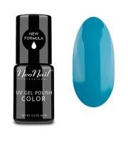 NeoNail, Lakier hybrydowy, Work blue, 6 ml