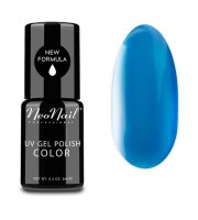 NeoNail, Lakier hybrydowy, 3768-1 Parisian Blue, 6 ml